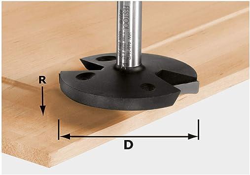 Festool 492712 - Fresa para allanar HW, vástago 12 mm HW D68/14/R35 S12: Amazon.es: Bricolaje y herramientas