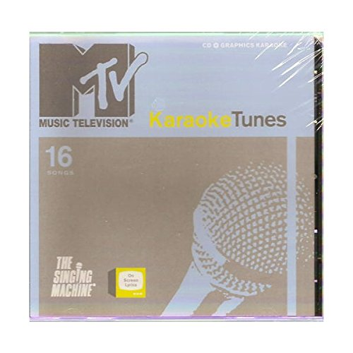 MTV Karaoke Tunes, Vol. 16
