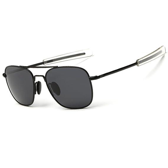 Amazon.com: WPF, anteojos de sol Aviator, estilo retro ...