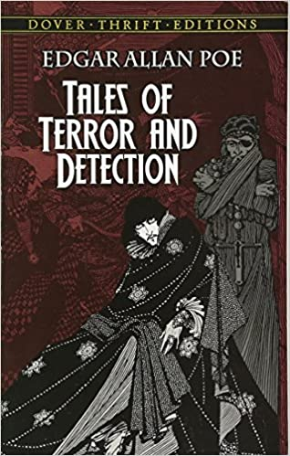 Image result for tales of terror and detection edgar allan poe cover