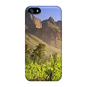 Durable Defender Case For Iphone 5/5s Tpu Cover(vineyard In Franschhoek South Africa)