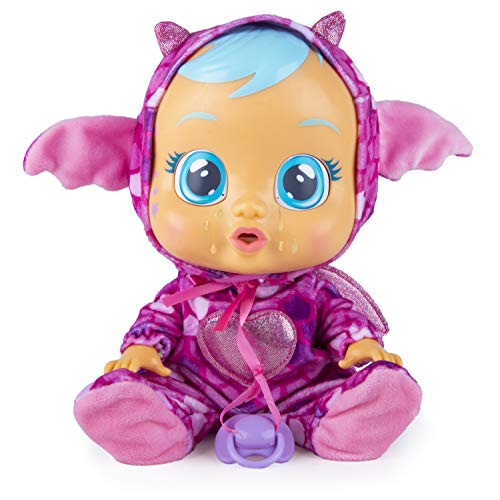 """Cry Babies Bruny The Dragon, 12"""" Tall Doll - Amazon Exclusive"""