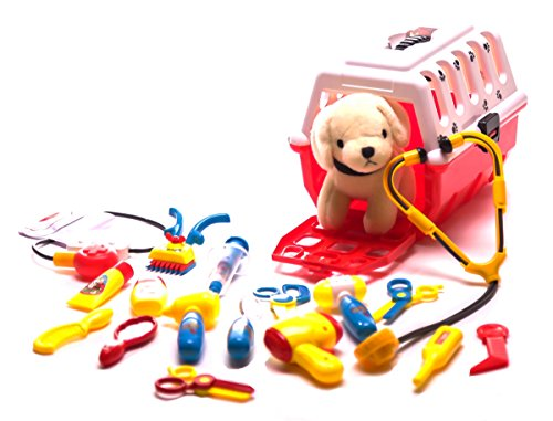 Deluxe Pet Care Play Set product image
