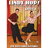 Lindy Hop, Level 2 with Rusty Frank & Ted Stanley