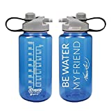 Best Nalgene Collapsible Water Bottles - Nalgene Tritan Bruce Lee Be Water My Friend Review
