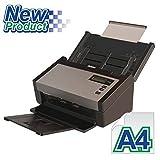 Avision AD280 Color Duplex 80ppm/160ipm 600dpi Sheetfed Document Scanner