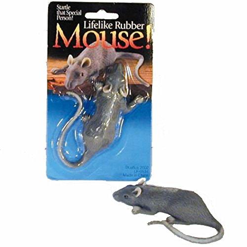 Mouse LOF LF 0534 Lifelike Rubber