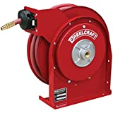 Reelcraft Premium Duty Compact Air/Water Hose Reel