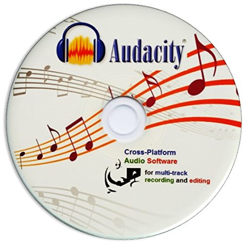 Audio editing and recording software Audacity® for multi-track recording and editing Podcasting Music MP3 WAV by Antones Gourmet Gifts, Inc.