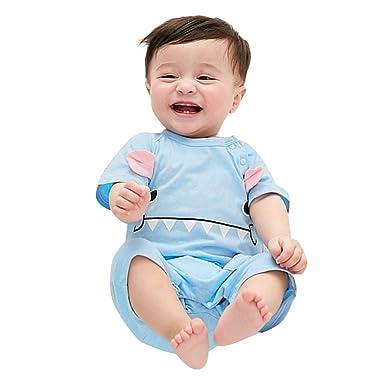 Berimaterry Bebes niños niñas Pijamas Ropa de Dormir Bodies ...