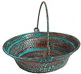Egypt gift shops Oxidized Copper Vessel BUCKET Vessel Sink Bath Renewal