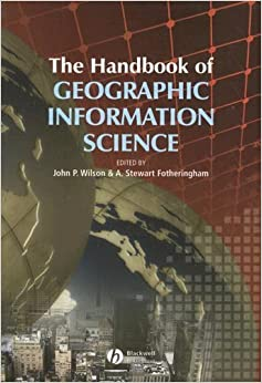 Book The Handbook of Geographic Information Science by Wiley-Blackwell (2007-08-06)