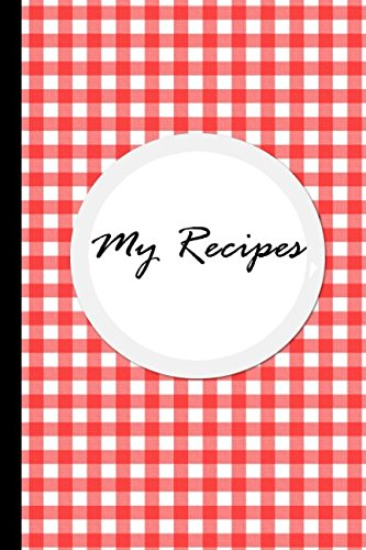 My Recipes: A Cute Journal for Your Favourite Scrummy Dishes! British Bake Off Christmas