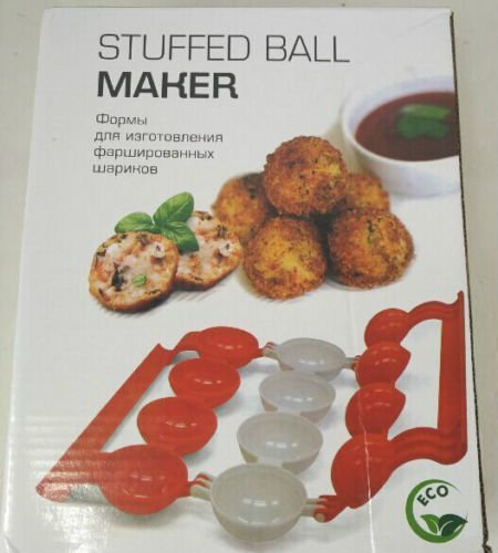 Purchase Q&K Mighty Meatball Meatballs Maker as seen on tv DIY Kitchen Tool Mold Stuff reviews