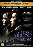 A Most Violent Year [DVD + Digital]