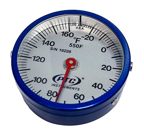 PTC 550F Ultra Magnetic Surface Thermometer -20° to 160°F by PTC (Image #1)