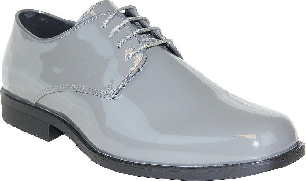 VANGELO - Zapatos de cordones de Material Sintético para hombre, color, talla 42 1/2 EU