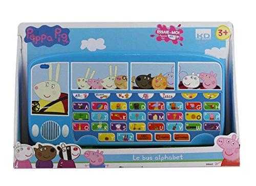 Peppa Pig Kd - S15660 - Bus Abécédaire