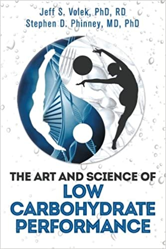 The Art and Science of Low Carbohydrate Performance: Amazon ...