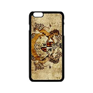 Claasic Lion Pattern Hot Seller High Quality Case Cove For Iphone 6