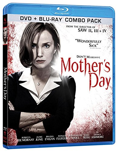 Blu-ray : Mother's Day (With DVD, 2 Disc)