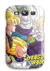 For Galaxy S3 Protector Case Dragon Ball Kai Phone Cover