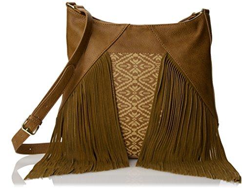 Steve Madden Bwest Shoulder Bag, Cognac, One Size