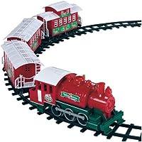 Lionel 4-Piece Christmas Train Set