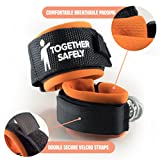 NEW-DESIGN-Anti-Lost-Child-Safety-Leash-Extra-Soft-Harness-Strap-Rope-Wrist-Link-Walking-Hand-Belt-for-Toddler