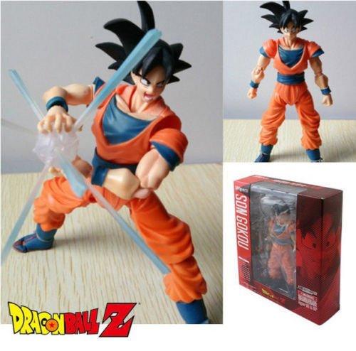 GANSUP Anime Dragon Ball Z DBZ Son Goku/Gokou Collection Action Figure Toys gift
