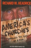 img - for America's Churches Through The Eyes Of A Bum (Volume 1) book / textbook / text book
