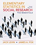 Elementary Statistics in Social Research 3rd Edition