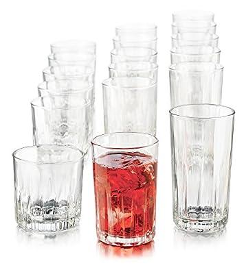 Libbey 18-pc. Brockton Drinkware Set