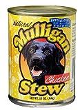 Mulligan Stew Premium Chicken Canned Recipe (Pack of 12), My Pet Supplies