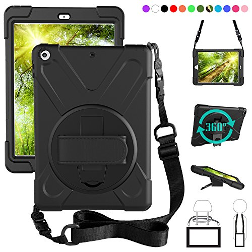 Top 10 ipad case black 6th generation for 2019