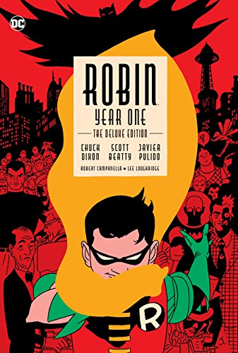 Robin: Year One Deluxe Edition