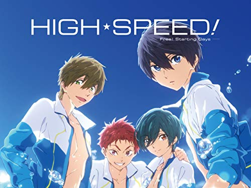(High Speed! -Free! Starting Days-)