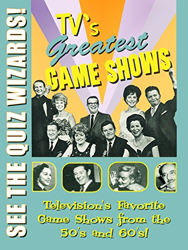 TV's Greatest Game Shows (Best Tv Comedies On Amazon Prime)