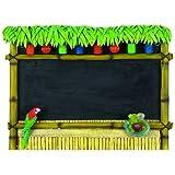 Tiki Bar Chalkboard