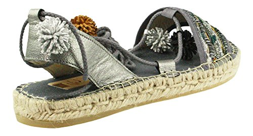Vidorreta Women's Fashion Sandals blue blue Grey ro3pDuVct