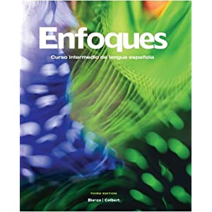 Enfoques, 3rd Edition, Student Edition w/ Supersite Plus Code (Supersite, WebSAM & vText) (Paperback)