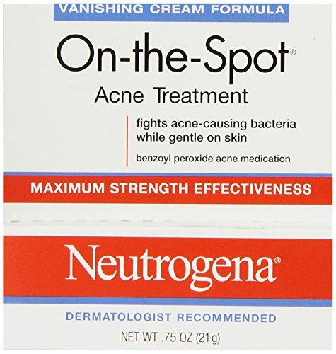 Vanishing Formula (Neutrogena On-the-Spot Acne Treatment, Vanishing Formula, 0.75 oz)