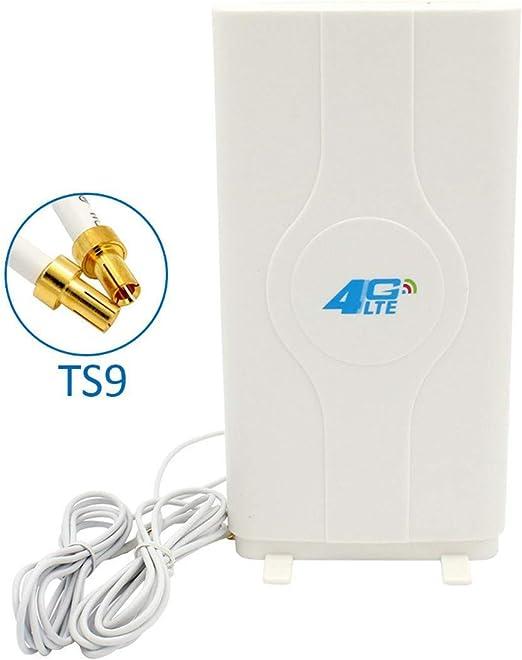 Conector SMA de antena de panel externo 4G LTE, 700-2600 ...