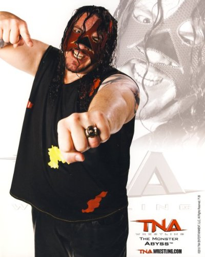 Abyss - Official TNA Wrestling 8x10 Promo Photo