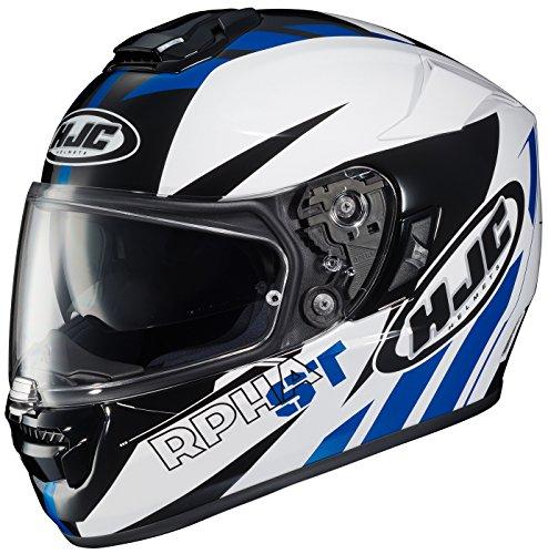 Hjc Carbon Fibre Helmet - 2
