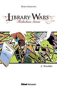 Library wars, Tome 2 : par Hiro Arikawa