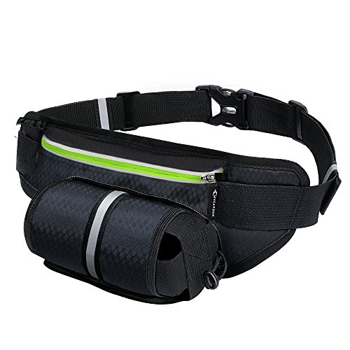 MYCARBON Waterproof Reflective Hydration Travelling Black
