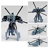 Transformation Autobot Storm Robot Vehicle 9 cm Kids Boys Action Figures Minifigure Toy Gift