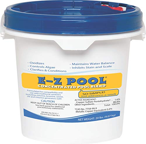 E-Z Pool All In One Pool Care Solution-20 lbs.