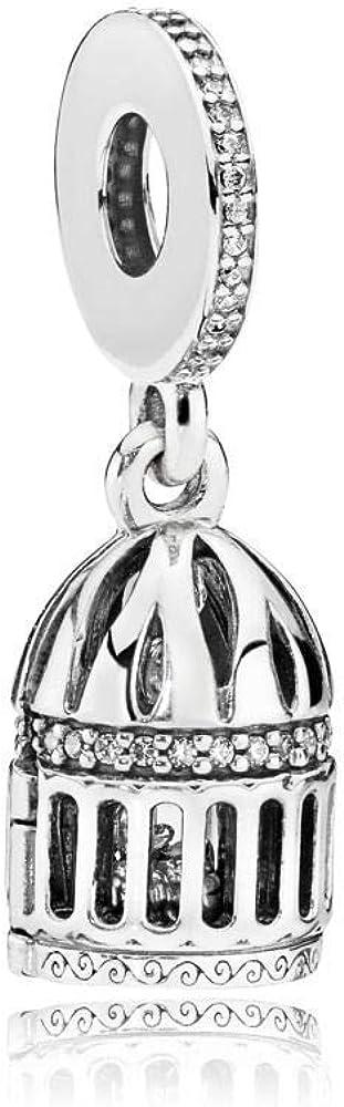Pandora Free As A Bird Clear Cz Jewelry